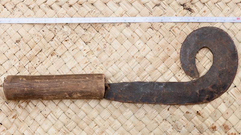 Parchmenting Knife, Bahir Dar